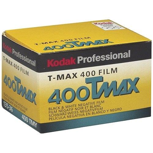 swiss pro pelicula blanco y negro 35mm kodak t max 400 36 tmy