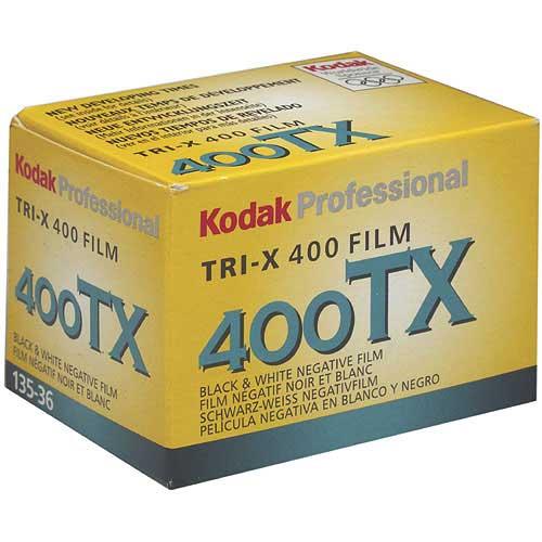 swiss pro pelicula blanco y negro 35mm kodak tri x pan 400 36
