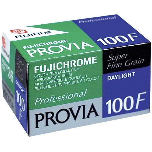 swiss pro pelicula diapositiva color 35mm fuji provia rdp 100 36 f