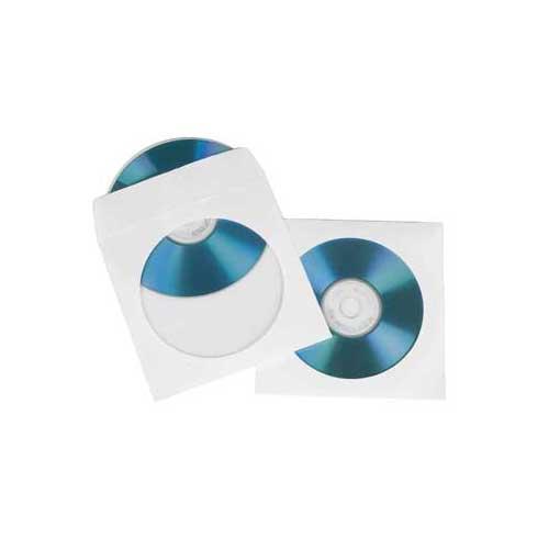 swiss pro sobre cddvd papel blanco hama 100 uni