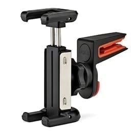 swiss pro soporte smartphone joby griptight auto vent clip