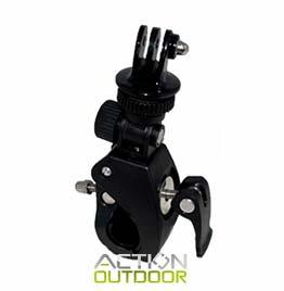 swiss pro soporte tubular action outdoor tubular rosca adaptador tripode