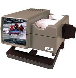 swiss pro visor diapositivas ap con luz automatico 220v