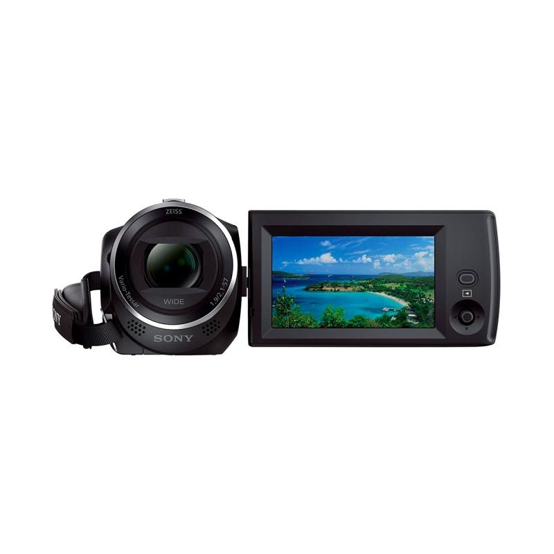 swisspro camara video sony handycam flash hdr cx240eb negra 0009 HDRCX240EB.CEN