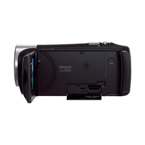 swisspro camara video sony handycam flash hdr cx240eb negra 0010 HDRCX240EB.CEN