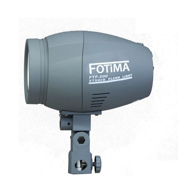swisspro iluminacion fotima kit flash estudio 3x200w ftf 200 0005 8494022200128