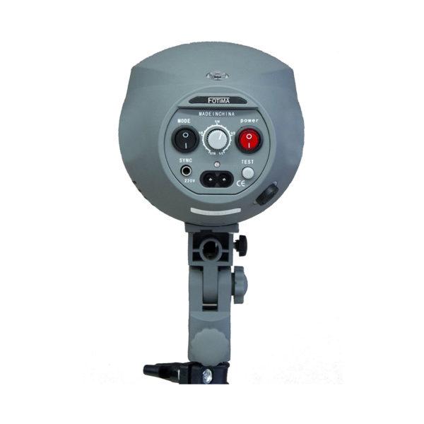 swisspro iluminacion fotima kit flash estudio 3x200w ftf 200 0006 8494022200128