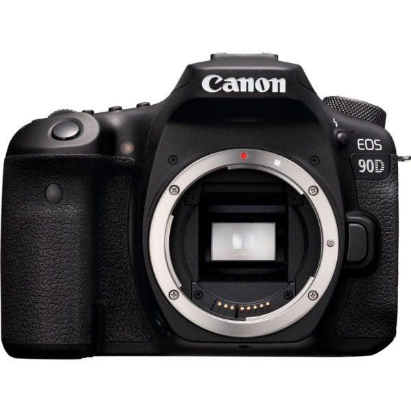 swiss pro camara reflex canon eos 90d cuerpo 1