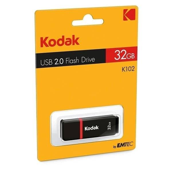 swiss pro pendrive usb 2 0 kodak k102 32GB 1