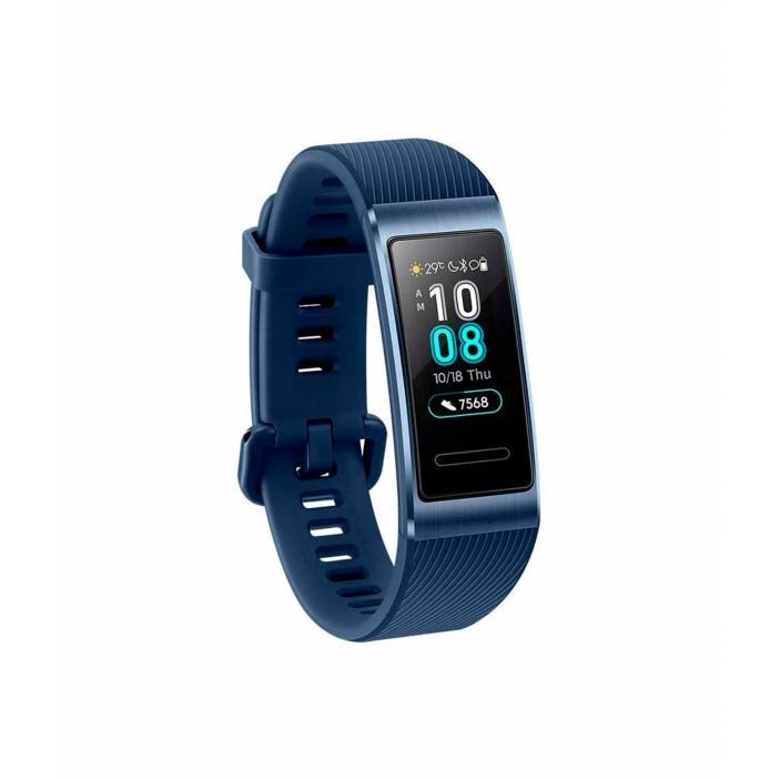 swiss pro smart bracelet huawei band 3pro gps 0000 azul