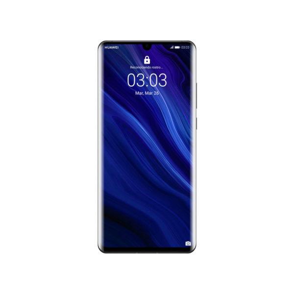 swisspro smartphone huawei p30 pro 8 128gb 647 fhd oled 40 20mp 8mp 32mp ip68 negro 0001 51093RTS
