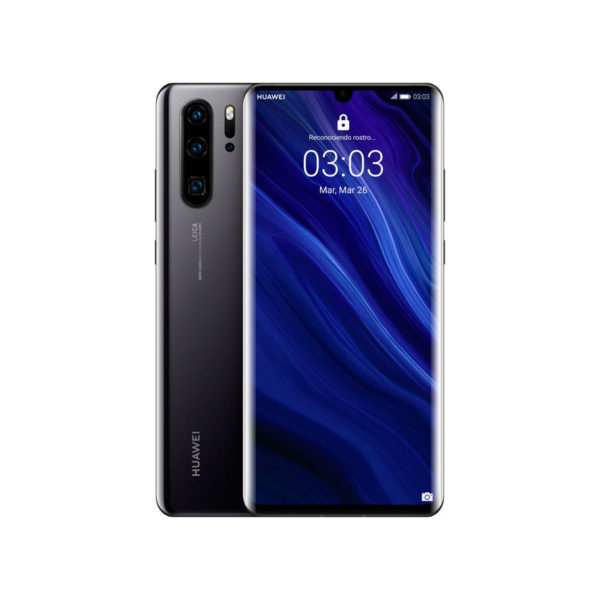 swisspro smartphone huawei p30 pro 8 128gb 647 fhd oled 40 20mp 8mp 32mp ip68 negro 0002 51093RTS