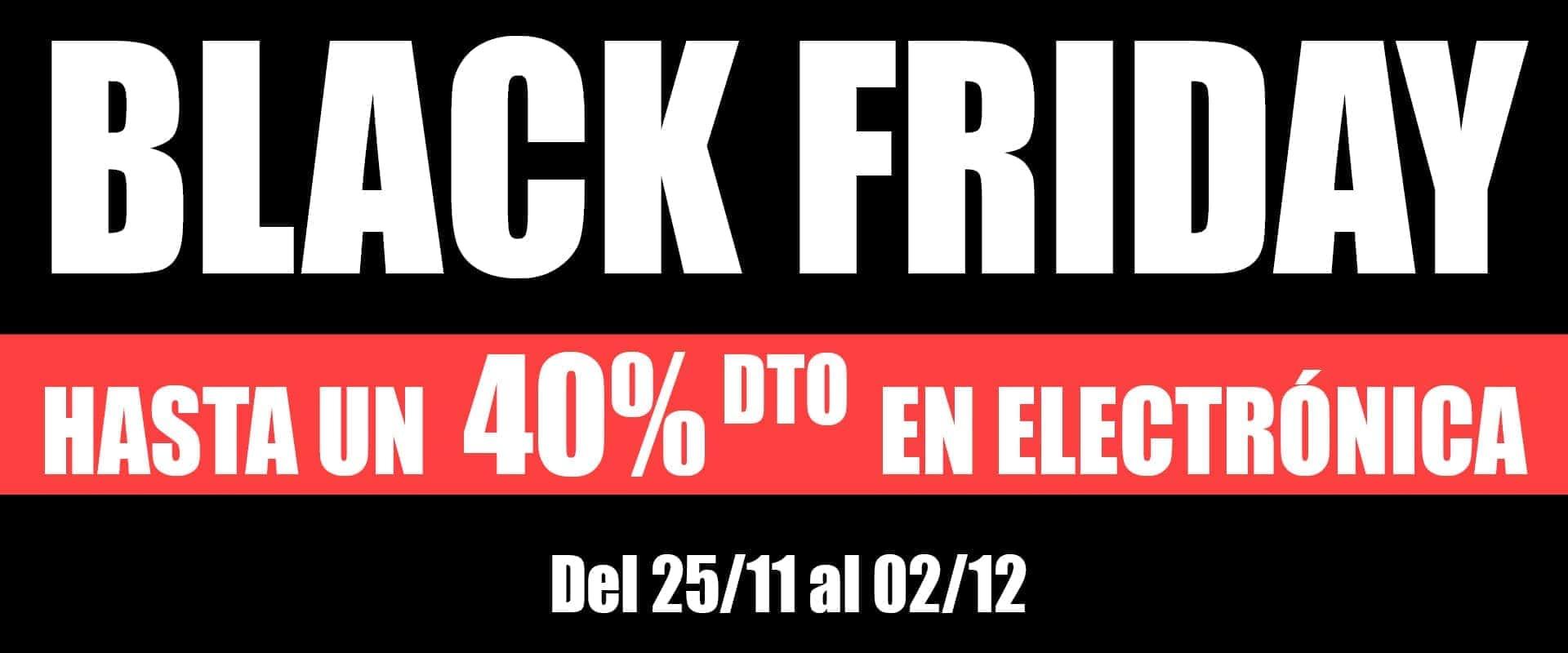 Black Friday en Swiss Pro