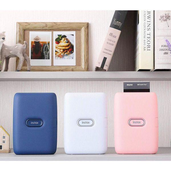 swisspro impresora fuji instax link dusky pink 0001 16640670