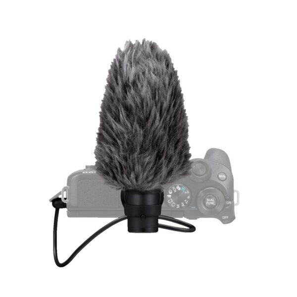 swisspro microfono canon dm e100 estereo 6
