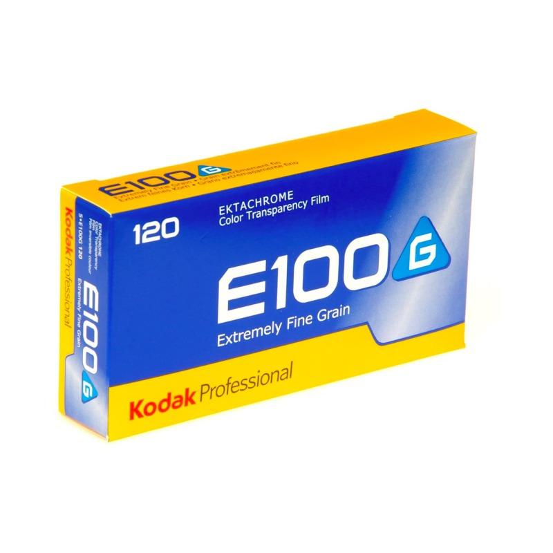 swisspro pelicula diapositiva color 120mm kodak ektachrome e100 prof film p 5