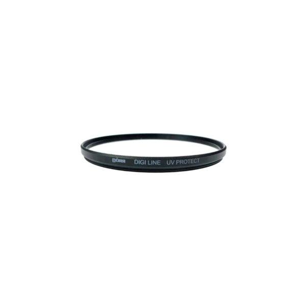 swisspro filtro circular uv 37mm dorr digi line slim