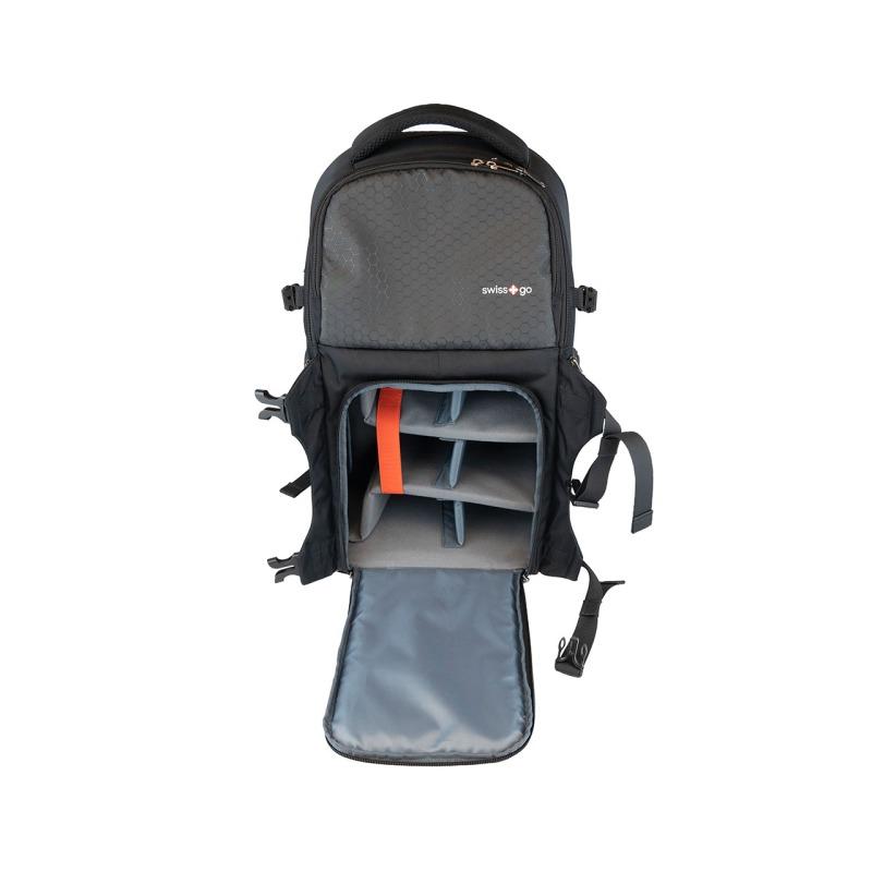 swisspro mochila swisspro cervino backpack 120 0009 8420233001216