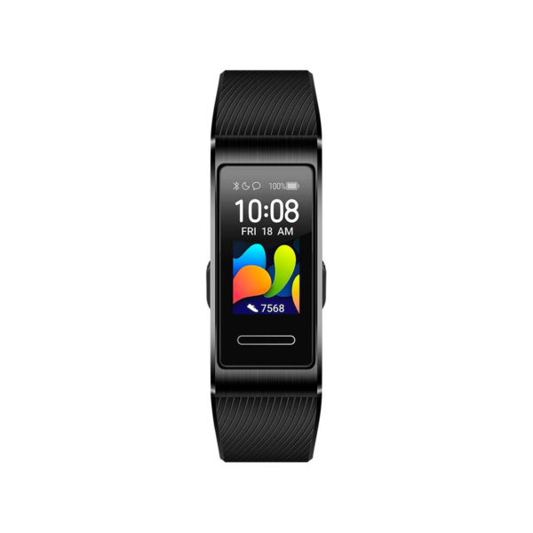 swisspro smart bracelet huawei band 4pro gps negra 0002 6901443360147