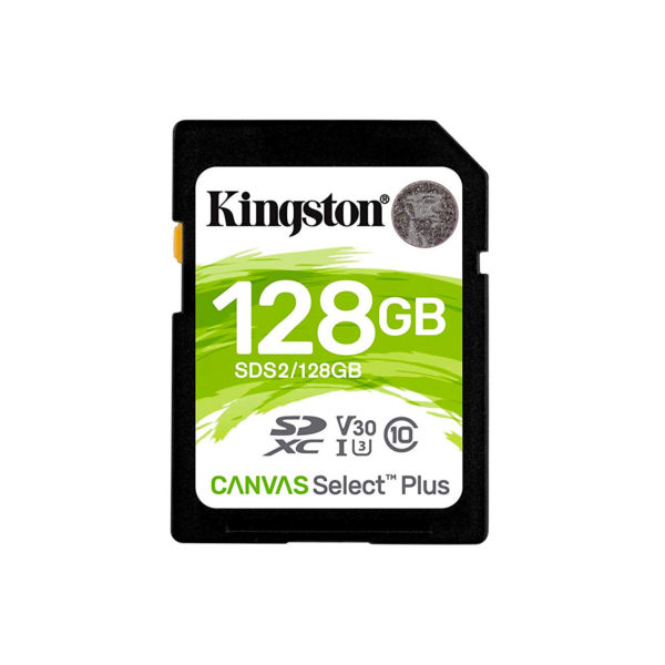 swisspro tarjeta memoria sdxc kingston c select plus 100 mb s c10 uhs i u1 0000 SDS2 128GB