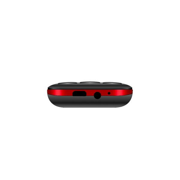 swisspro telefono movil qubo x 129rd rojo 0000 X129RD