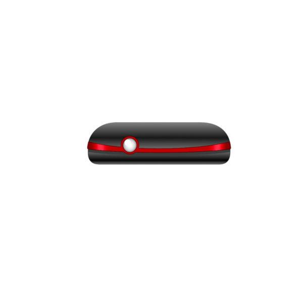 swisspro telefono movil qubo x 129rd rojo 0001 X129RD