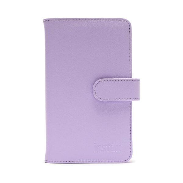 swisspro album slip in fuji para instax mini 11 108 fotos lilac purple 0005 70100146239