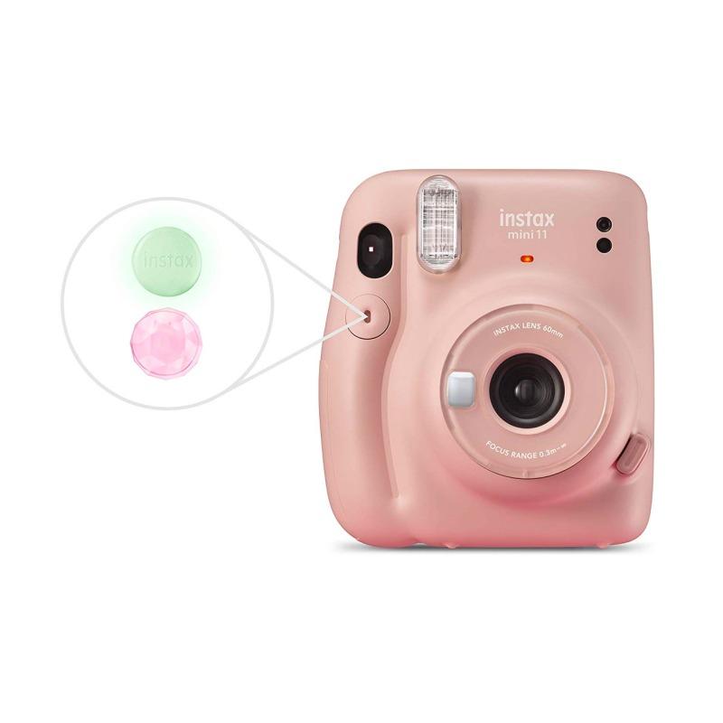 swisspro camara instantanea fuji instax mini 11 blush pink 0001 4547410430981