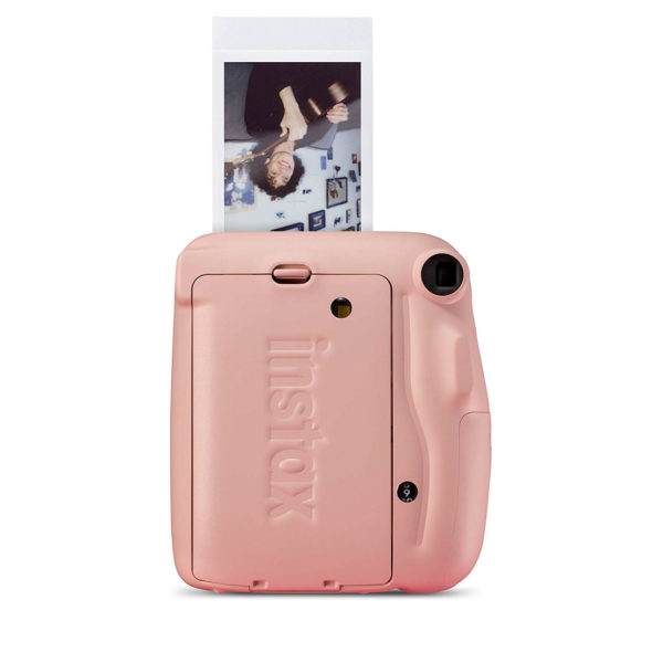 swisspro camara instantanea fuji instax mini 11 blush pink 0002 4547410430981