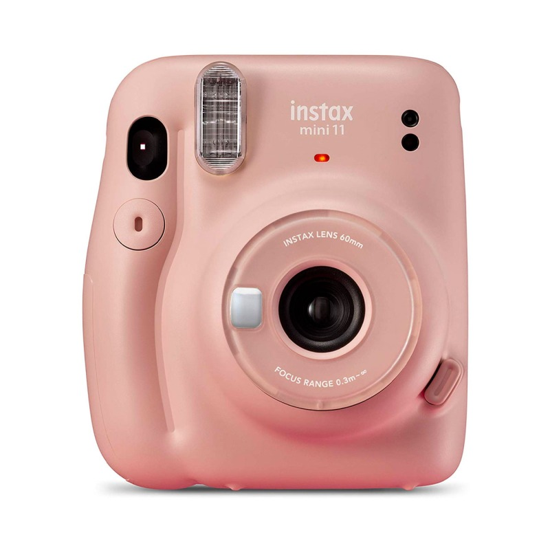 swisspro camara instantanea fuji instax mini 11 blush pink 0003 4547410430981