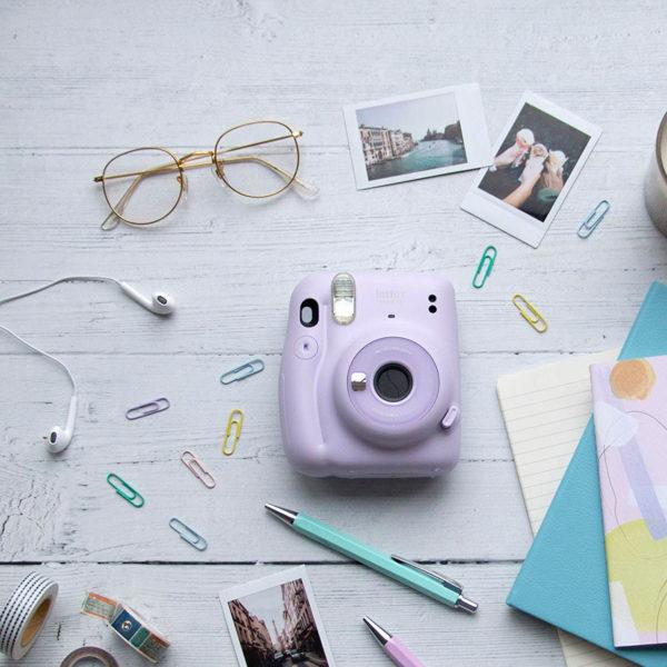 swisspro camara instantanea fuji instax mini 11 lilac purple 0000 4547410431018