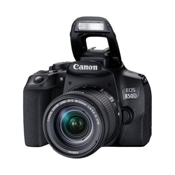 swisspro camara reflex canon eos 850d ef s 18 55mm is stm 0014 3925C002