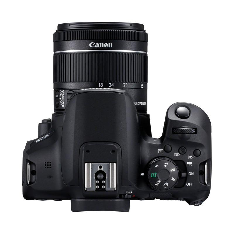 swisspro camara reflex canon eos 850d ef s 18 55mm is stm 0017 3925C002