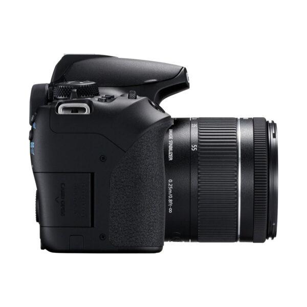 swisspro camara reflex canon eos 850d ef s 18 55mm is stm 0018 3925C002