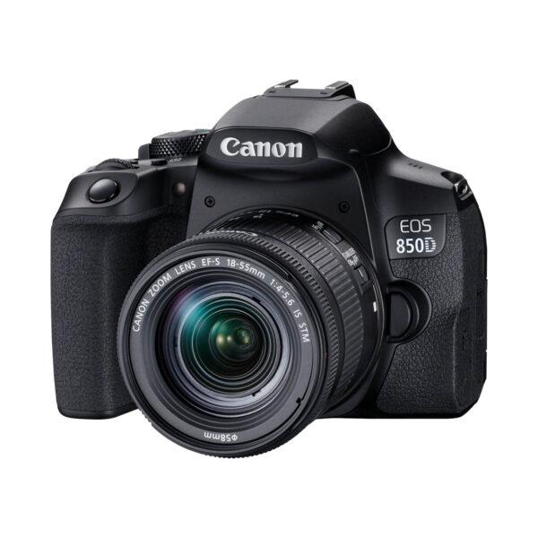 swisspro camara reflex canon eos 850d ef s 18 55mm is stm 0021 3925C002