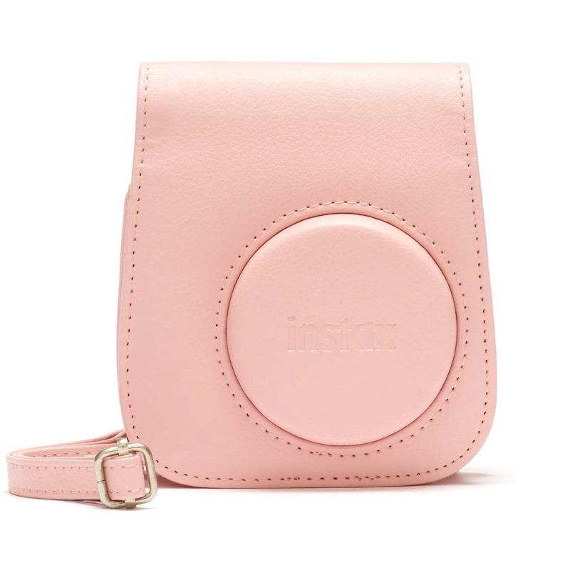 swisspro funda fuji para instax mini 11 blush pink 0008 70100146236
