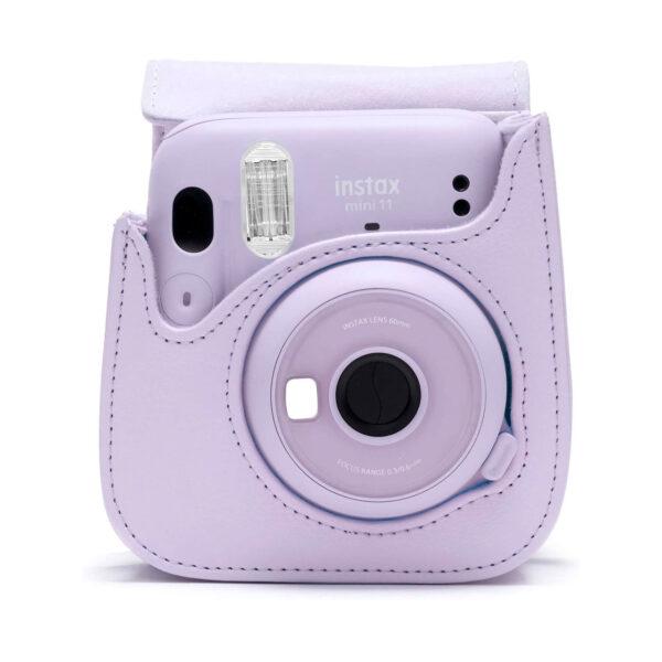 swisspro funda fuji para instax mini 11 lilac purple 0010 70100146242