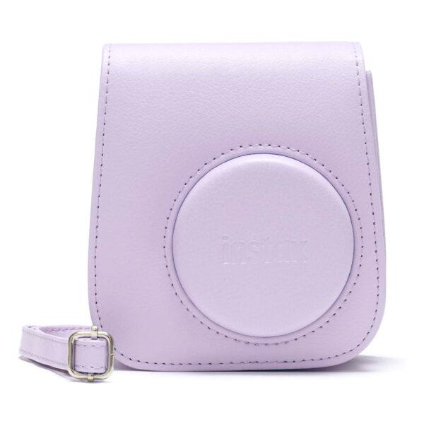 swisspro funda fuji para instax mini 11 lilac purple 0011 70100146242