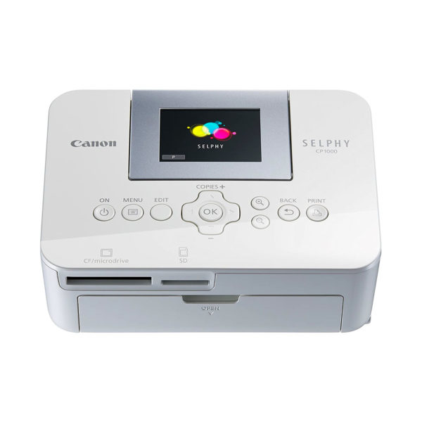 swisspro impresora canon selphy cp1000 blanca 0006 0011C012AA