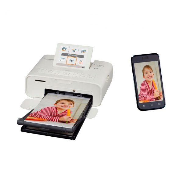 swisspro impresora canon selphy cp1300 blanca 0006 2235C002AA