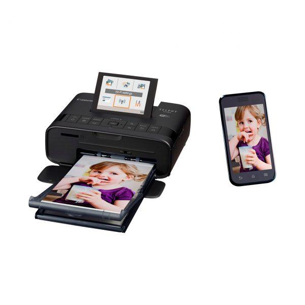 swisspro impresora canon selphy cp1300 negra 0005 2234C002AA