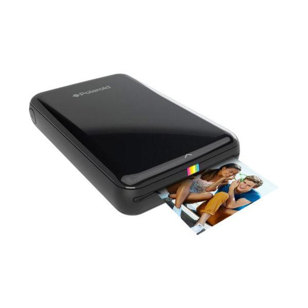 swisspro impresora movil polaroid zip negra incluye papel pack 10 fotos 0007 840102108972