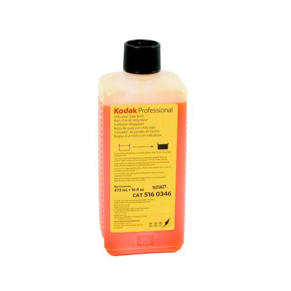 swisspro quimico kodak bw detenedor con indicador stop bath 0730 16oz