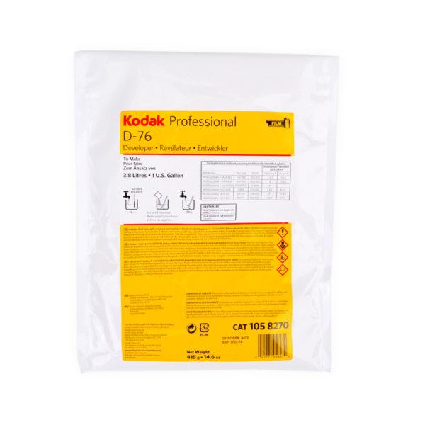 swisspro quimico kodak bw revelador d 76 1x 378 l
