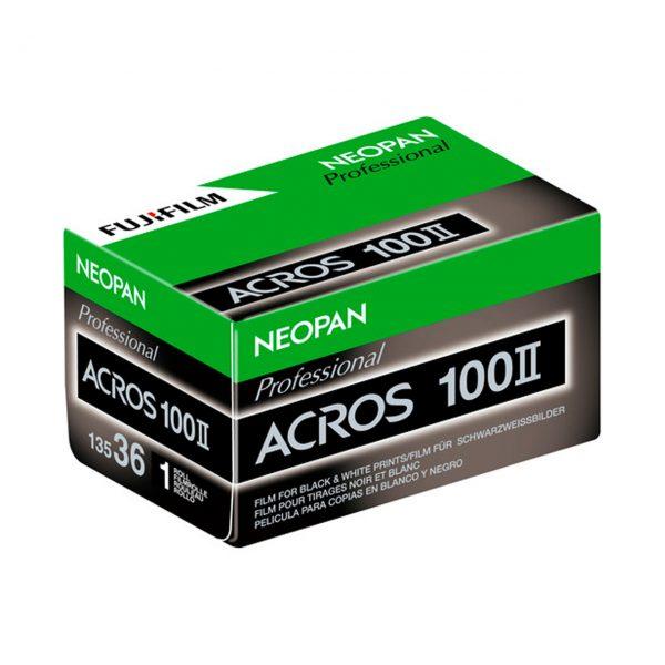 swisspro pelicula blanco y negro 35mm fuji neopan acros ii 100 36