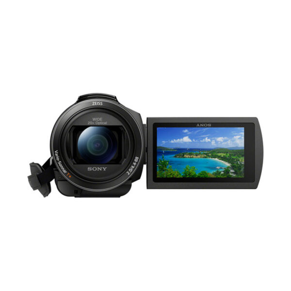 swisspro camara video sony handycam flash fdr