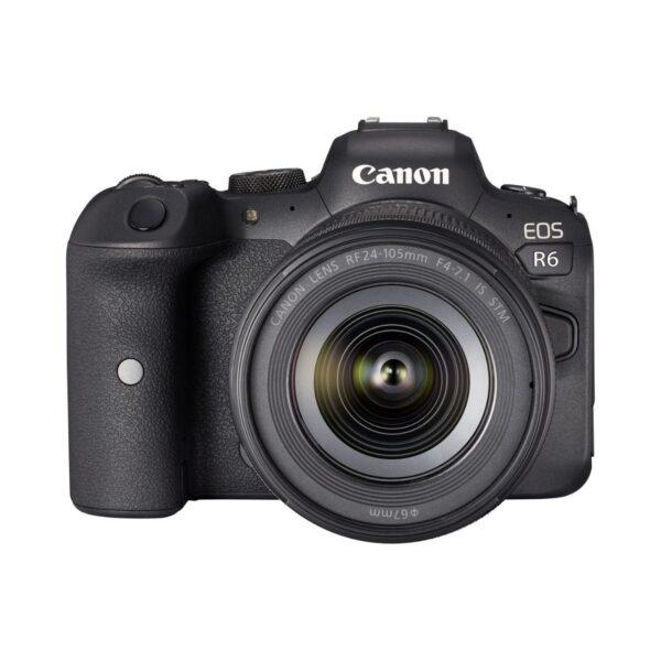 Camara Evil - Canon Eos R6 + RF24-105mm f/4-7.1 IS STM
