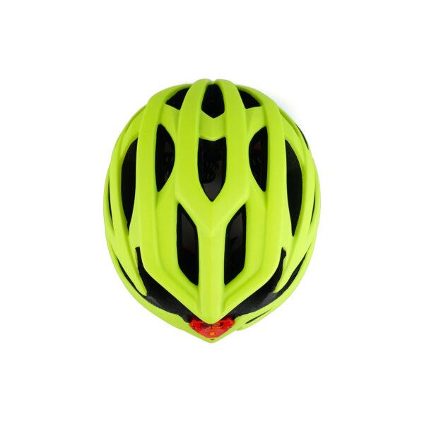 swisspro casco con luz de seguridad amarillo 0011 SWI600219