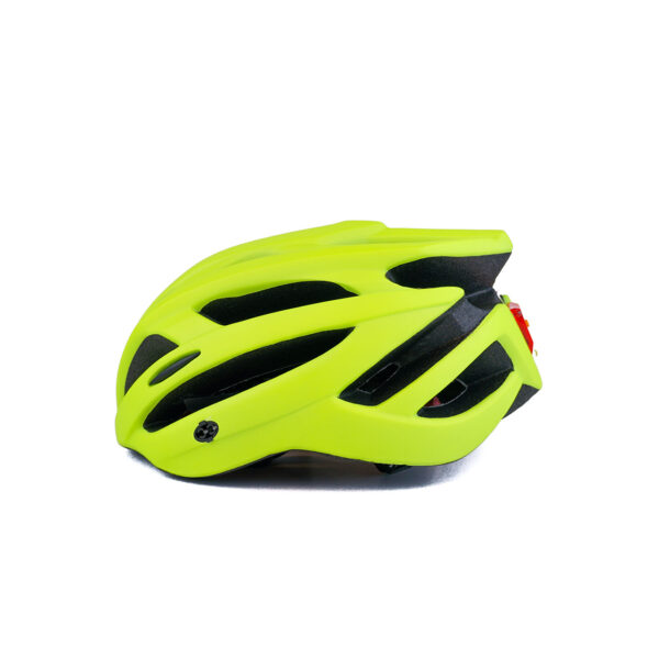 swisspro casco con luz de seguridad amarillo 0013 SWI600219