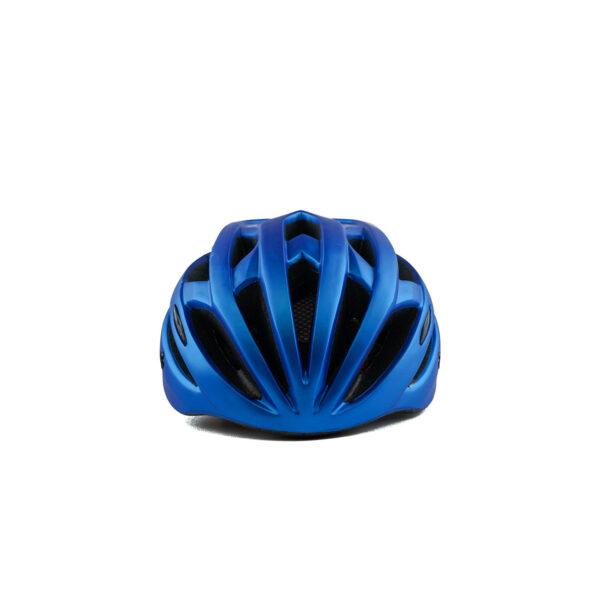 swisspro casco con luz de seguridad azul 0020 SWI600218